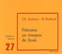 Read Online Palestina en tiempos de Jesús pdf