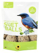 Pacific Bird & Supply Co Inc PB-0098 1 Lb 5 Oz Smorgasbug Suet Ball 6 Pack