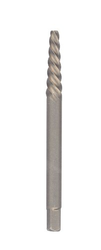 VERMONT AMERICAN 21811 Screw Extractor, Spiral Flute, #1