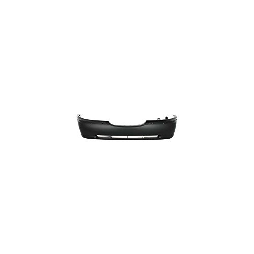 Front Bumper Cover Primed for 1998-2002 Lincoln Town Car (Bumper Cover Car)