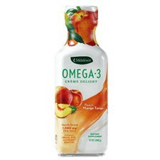 - Melaleuca Omega 3 Crème Delight Peach Mango Tango 12oz Bottle