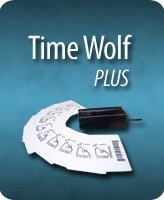 TimeWolf Plus 4.0 1-50 Employees + 15 Cards