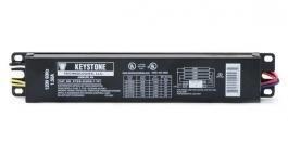 KTEB-432RIS-1-TP-SL 4 Lamp F32T8 120V Electronic Ballast by Keystone Technologies