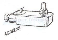 Frigidaire 5303912679 Safety Valve Range