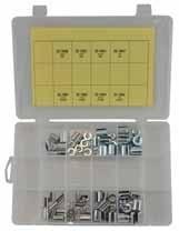 K&L Supply 32-7035 No-Lead Spoke Wheel Weight Kit