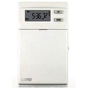 LUX · PRO 5 days Programmable Line Voltage Thermostat (Heat Only) by