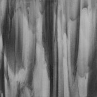 Uroboros Black/white Streaky 96 F / Stained Glass Sheet - 1 Piece 6
