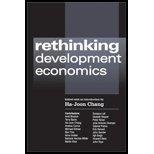 Rethinking Development Economics (03) by Chang, Ha-Joon [Paperback (2003)] pdf