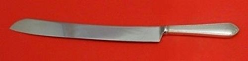 Prudence by Lunt Sterling Silver Wedding Cake Knife Custom Made HHWS