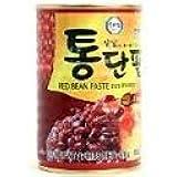 Korean Red Bean Paste, Ogura An, Pate De Haricot Rouge 16.58 oz. (Pack of 6)