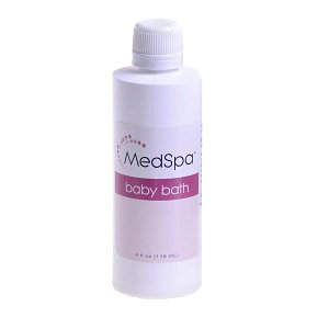 MedSpa Baby Bath, 4 oz.
