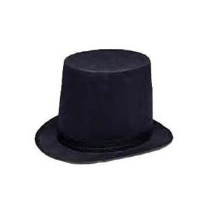 Child's Abraham Lincoln Hat - Large (Abraham Lincoln Costume For Child)