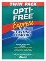 Opti-Free expresses d'une durée Multi Purpose Solution désinfectante 10 oz, Twin Pack