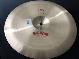 Wuhan Cymbals Rock China 17