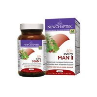 New Chapter Every Man II Multivitamins