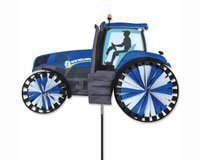 40 In. New Holland Tractor Spinner by Premier Kites by Premier Kites