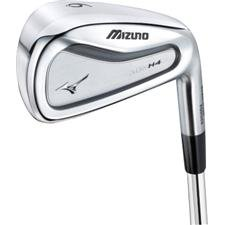 Mizuno MP-H4 Steel Iron Set – 4-PW – True Temper Dynamic Gold S300 Stiff – Right Hand, Outdoor Stuffs