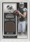 Bryce Petty (Football Card) 2015 Panini Contenders - Rookie Ticket Swatches #RTS-BP