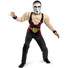 Tna Costumes (Sting Classic Muscle Child Costume - Small)