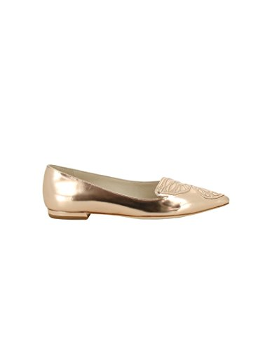 Gold Flats Damen Sophia SPF16018 Webster Leder gatPWc06