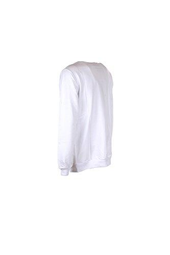 Felpa Uomo Boy London S Bianco Bl636 1/7 Primavera Estate 2017
