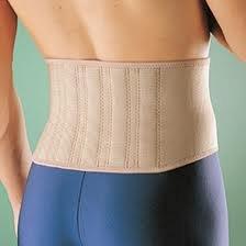 Addominali per fianchi: Cintura magnetica per mal di schiena