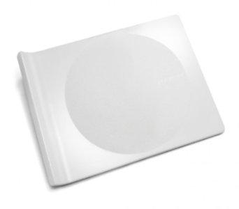 (Cutting board - large white -14 x 11