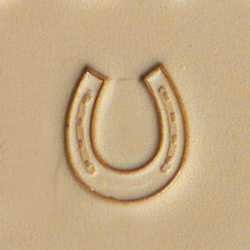 Tandy Leather Craftool Horseshoe Stamp Z460 6460