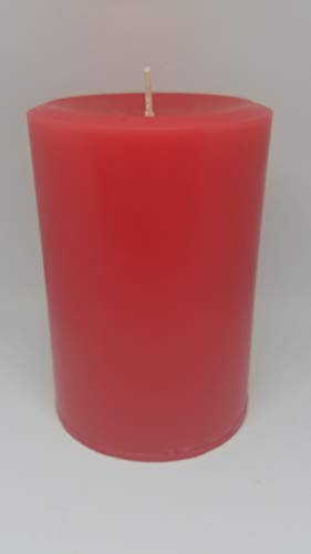 Apple Harvest Pillar Candle 3x4.5in