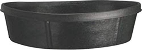 - Fortex Feeder Pan for Dogs and Horses, 3-Gallon