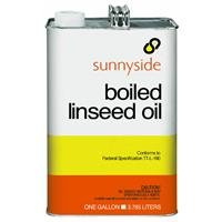 SUNNYSIDE CORPORATION 872G1 1-Gallon Boiled Linseed Oil