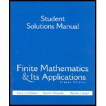 Thinking Mathematically: Student Solutions Manual