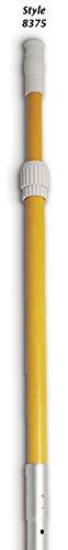 Swimline Retriever Fiberglass, Yellow/White/Silver, 6-12