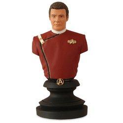 Star Trek Icons: The Wrath of Khan: Admiral Kirk Bust