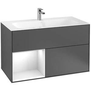 Villeroy & Boch V&B Waschtischunterschrank FINION 996x591x498 Reg Light gr/Peony