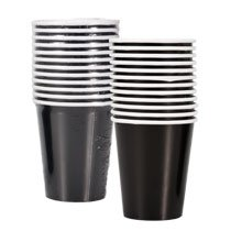 Paper Party Cups, 9-oz., 12-ct. Packs by DT