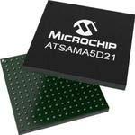 ATSAMA5D21B-CU, MCU 32-bit ARM Cortex A5 RISC 160KB ROM 1.2V 196-Pin TFBGA Tray (5 Items)