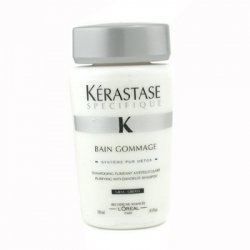 KERASTASE de Kerastase: SPECIFIQUE BAIN GOMMAGE (CHEVEUX GRAS) ANTI shampooing antipelliculaire 8.5 OZ