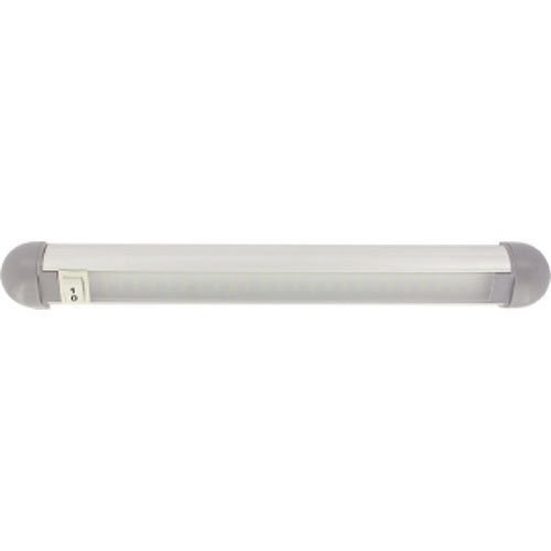 12 V, 48 ledes SMD blancos, con interruptor Veka Tubo LED para techo color blanco