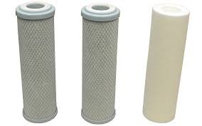 Compatible APEC Water Systems Eliminate-SET APEC Water Ultimate High Capacity Pre-Filter Set