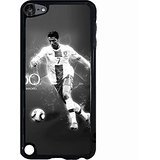 Fashionable Vintage Famous Soccer Cristiano Ronaldo Phone Case Cover for Ipod Touch 5th Generation CR7 Real Madrid CF