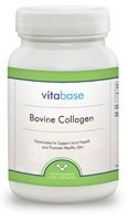 Bovine Collagen (750 mg) 120 Capsules per Bottle (5 Pack)