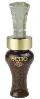 Echo Timber Duck Call, Bocote/Clear