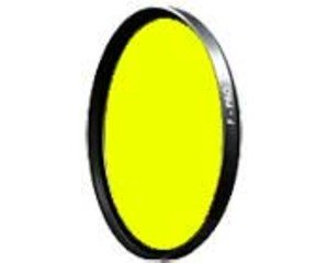 B + W 60mm #022 Multi Coated Glass Filter - Medium Yellow #8 by B+W