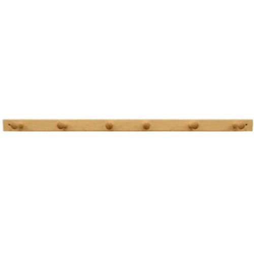 Rounded Solid Wood - 8