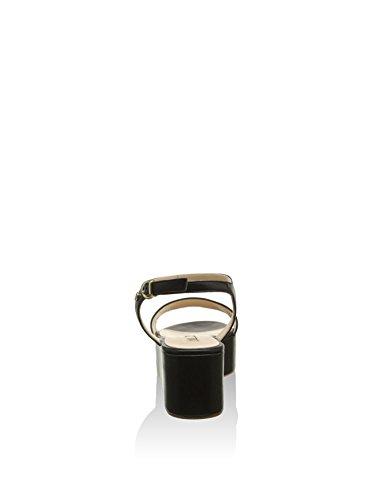 Byblos Sandales de Coin Noir/Blanc EU 37
