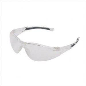 A800 Series Eyewear - gray frame i/o lens by Sperian Welding Protection