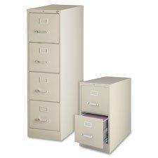 Lorell LLR48497 Commercial Grade Vertical File Cabinet
