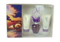Mariah Carey M For Women Fragrance 3-Pcs Gift Set (M By Mariah Gift Carey Set)