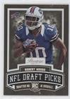 2013 Nfl Draft - Robert Woods (Football Card) 2013 Prestige - NFL Draft Picks - Gold #10